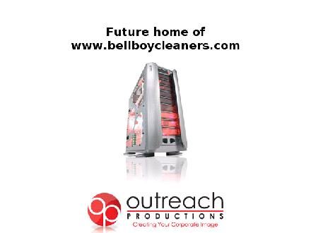 Bell Boy Dry Cleaning & Laundry (506-451-7734) - Onglet de site Web - http://www.bellboycleaners.com