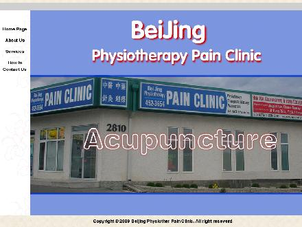 Bei Jing Physiotherapy Pain Clinic (204-452-3654) - Website thumbnail - http://www.acupuncturemb.com