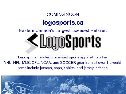 Logo Sports (514-286-0688) - Onglet de site Web - http://www.logosports.ca