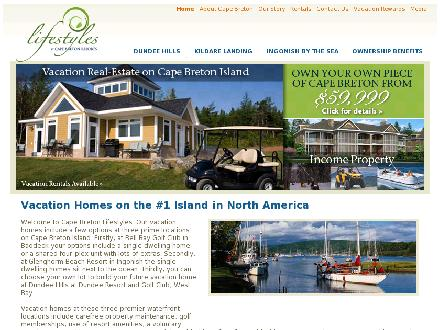 Inverary Inn Resort (902-295-3500) - Website thumbnail - http://www.capebretonlifestyles.com