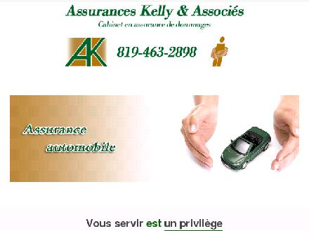 Assurance Kelly & Ass Inc (819-463-2898) - Onglet de site Web - http://www.assuranceskelly.com