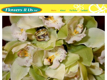 Flowers R Us Inc (204-663-1555) - Website thumbnail - http://www.flowersruswinnipeg.ca