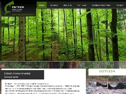 Entech Environmental Consultants Ltd (604-921-1932) - Onglet de site Web - http://www.entechconsultants.com