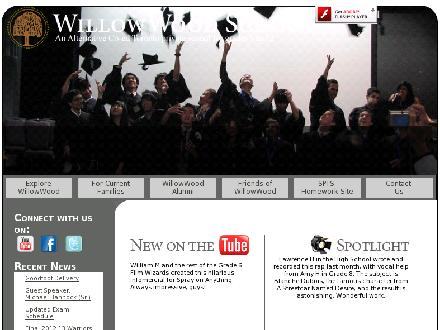 Willow Wood School (416-444-7644) - Website thumbnail - http://www.willowwoodschool.ca