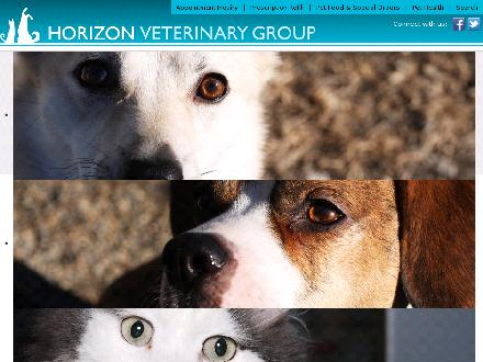 Riverbend Animal Clinic (403-279-8747) - Onglet de site Web - http://www.horizonvet.ca