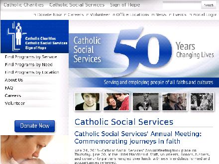 Catholic Social Services (780-352-5535) - Website thumbnail - http://www.catholicsocialservices.ab.ca