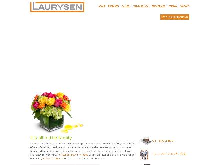 Laurysen Kitchens Ltd (613-836-5353) - Onglet de site Web - http://www.laurysenkitchens.com