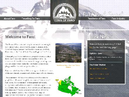 CAMPBELL REGION INTERPRETIVE CENTRE (867-994-2288) - Website thumbnail - http://www.faroyukon.ca