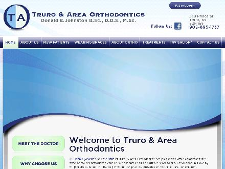 T A Orthodontics (1-888-304-6963) - Onglet de site Web - http://WWW.TAORTHODONTICS.COM