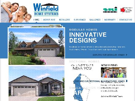 Millennium Mobile Homes (867-667-7681) - Website thumbnail - http://www.winfieldhomes.ca