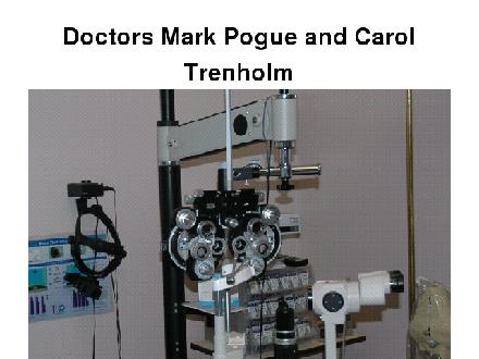 Pogue Mark Dr (613-800-5992) - Onglet de site Web - http://www.orleans-optometry.com