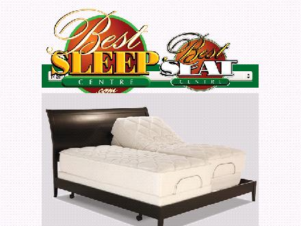 Best Sleep Centre (204-837-7330) - Onglet de site Web - http://www.bestsleepcentre.com