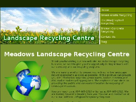 Landscape Recycling Center (604-465-1311) - Website thumbnail - http://www.landscaperecycling.com