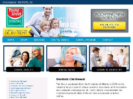Young Street Dental (604-792-0054) - Onglet de site Web - http://www.youngstreetdental.com