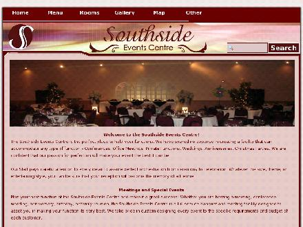 Southside Events Centre (403-528-9997) - Website thumbnail - http://www.southsideeventscentre.com