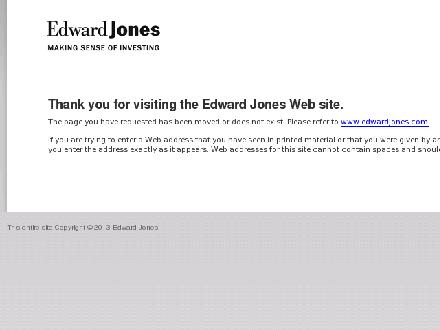 Edward Jones (1-888-891-1588) - Onglet de site Web - http://www.edwardjones.com/en_CA/index.html