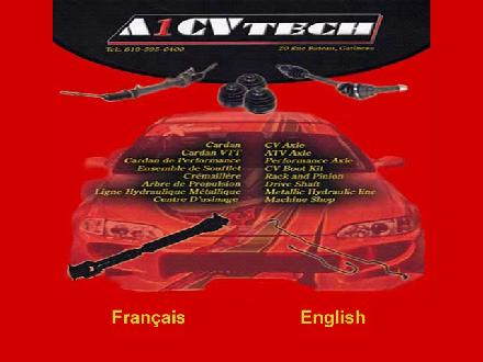 A-1 CV Tech (819-595-0400) - Onglet de site Web - http://www.A1cvtech.com