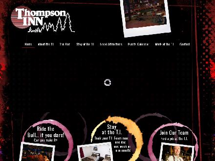 Thompson Inn (204-677-2371) - Website thumbnail - http://www.thompsoninn.com
