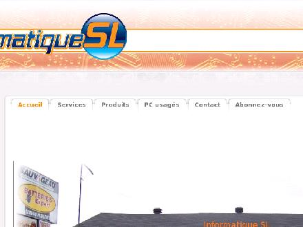 Informatique S L Inc (819-205-1709) - Website thumbnail - http://www.informatiquesl.com