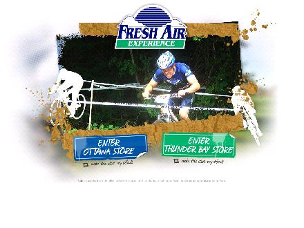 Fresh Air Experience (807-623-9393) - Website thumbnail - http://freshairexp.com