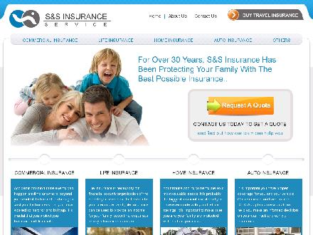 S &amp; S Insurance Services Ltd (604-324-5711) - Onglet de site Web - http://www.sandsins.com
