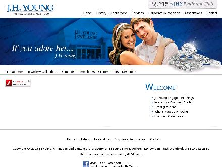 Young J H & Sons Ltd Jewellers (519-752-2330) - Onglet de site Web - http://www.jhyoung.com/