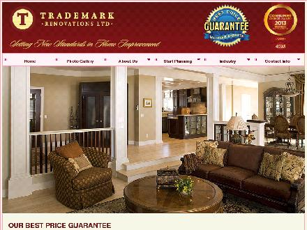 Trademark Renovations Ltd (403-277-5607) - Onglet de site Web - http://www.trademarkrenovations.com