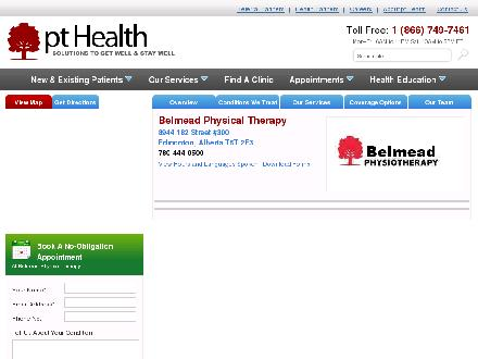 pt Health (902-429-6218) - Website thumbnail - http://www.pthealth.ca/services_details_description.php?id=253&utm_source=yellowpages&utm_medium=ypca&utm_campaign=edmonton