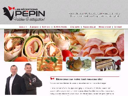 R&eacute;ceptions P&eacute;pin (Les) (819-373-5567) - Website thumbnail - http://www.receptionspepin.com