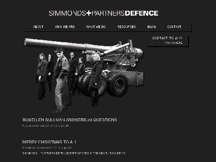 Simmonds+Partners Defence (709-739-4141) - Onglet de site Web - http://wefighthardcases.ca