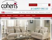 Cohen's Home Furnishings Ltd (709-651-3005) - Onglet de site Web - http://www.cohens.ca