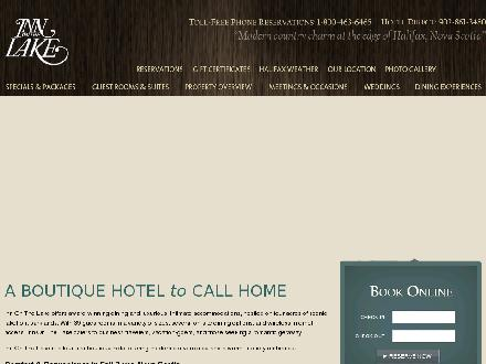 Inn On The Lake (902-861-3480) - Onglet de site Web - http://www.innonthelake.com