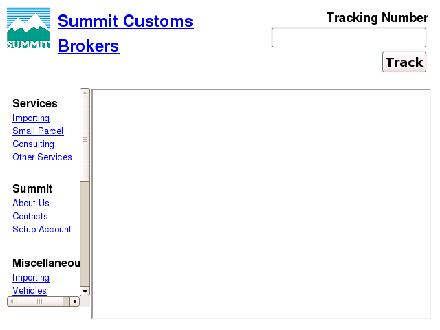 Summit Customs Brokers (604-278-3551) - Onglet de site Web - http://www.summitcb.com