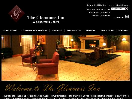 Glenmore Inn & Convention Centre (403-279-8611) - Website thumbnail - http://www.glenmoreinn.com