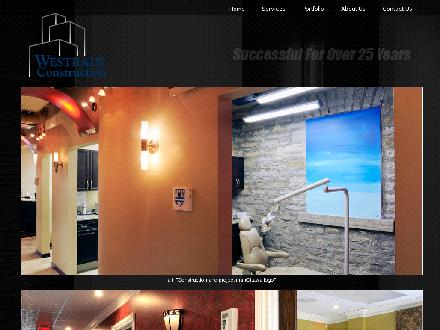Westrade Construction (613-820-1770) - Website thumbnail - http://www.westradeconstruction.com