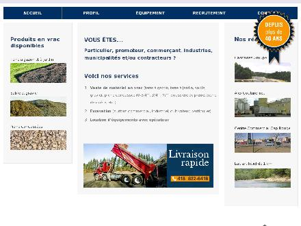 Construction Lavertu Inc (418-832-6418) - Onglet de site Web - http://www.constructionslavertu.com