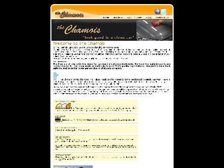 Chamois The Full Service Car Wash (204-669-9700) - Website thumbnail - http://www.thechamois.ca