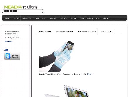 MEADIAsolutions (867-633-2787) - Onglet de site Web - http://www.meadia.net/