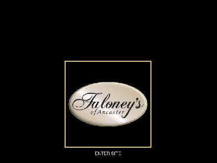Faloneys Of Ancaster (905-648-1234) - Onglet de site Web - http://www.faloneysofancaster.com