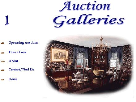 Rick's Auction Galleries (403-262-2900) - Website thumbnail - http://www.ricksauctions.ca