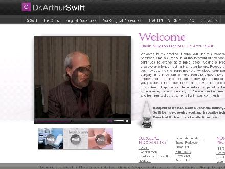 Swift Arthur Dr (514-933-2353) - Onglet de site Web - http://www.drarthurswift.com