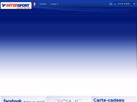 Intersport Mont-Tremblant (819-425-3421) - Onglet de site Web - http://www.intersport.ca