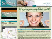 Northtown Dental Associates (780-392-9865) - Onglet de site Web - http://www.northtowndentalassociates.ca