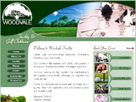 Woodvale Community League (780-462-2101) - Onglet de site Web - http://www.woodvalefacility.ca