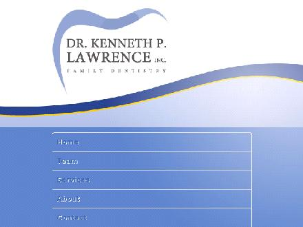 Lawrence Kenneth P Dr Inc (250-541-1143) - Onglet de site Web - http://www.kpldental.ca