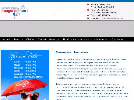 ImagerieXpert (418-668-8483) - Onglet de site Web - http://www.imageriexpert.com