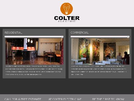 Colter Electric (902-407-5373) - Onglet de site Web - http://www.colterelectric.ca