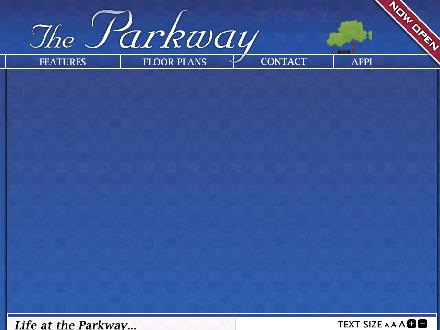 The Parkway Retirement Community (204-487-8500) - Website thumbnail - http://www.theparkway.ca