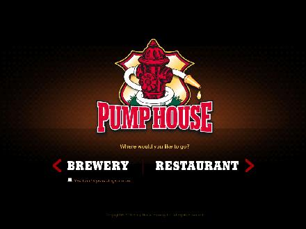Pump House Brewery Ltd (506-855-2337) - Onglet de site Web - http://www.pumphousebrewery.ca