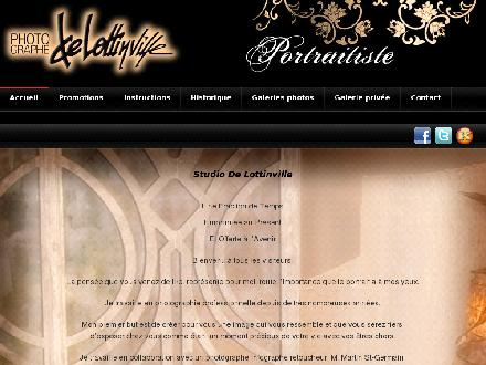 Studio De Lottinville (450-372-0655) - Onglet de site Web - http://studiodelottinville.com